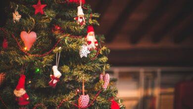 Van houten kerstbomen tot botanische kerstdecoraties: deze kersttrends wil je niet missen!