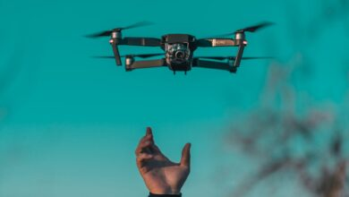 Vliegen met een drone niet zomaar speelgoed