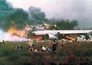 Meest dodelijke vliegtuigrampen