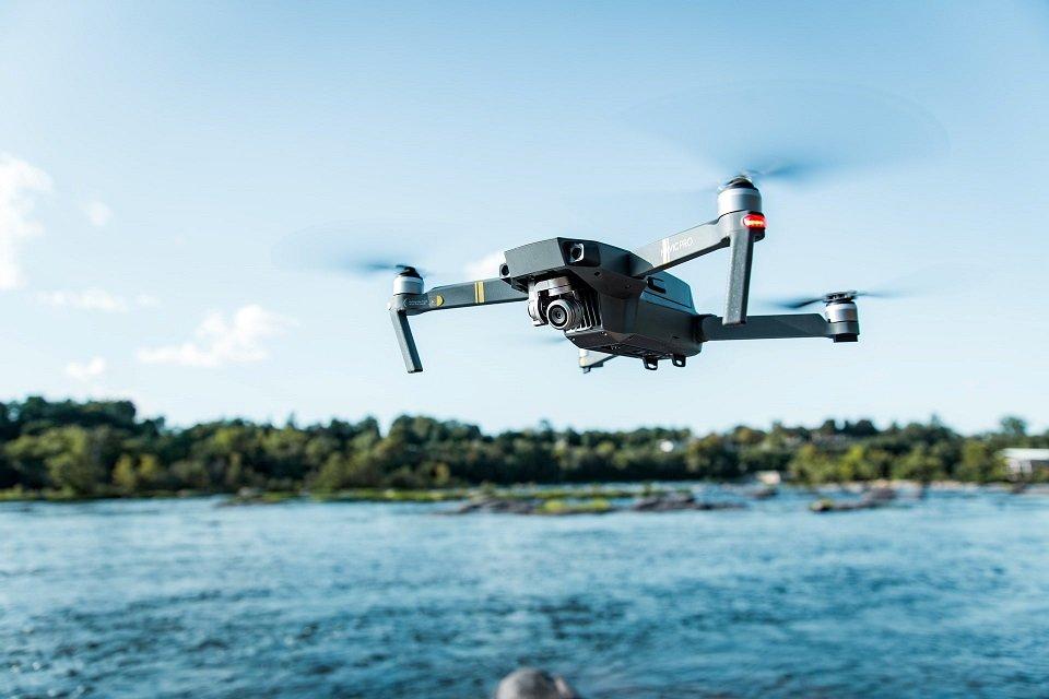 Vliegen met een drone